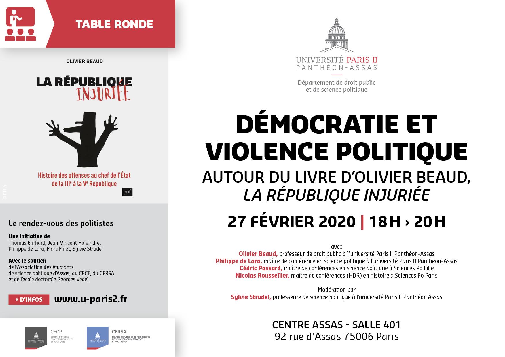 Affiche rdv des Politistes