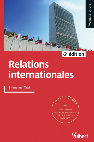 Relations internaitonales - M.Tawil