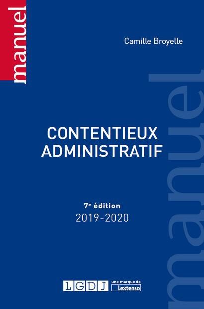 contentieux-administratif - C.Broyelle