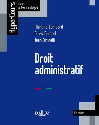 droit-administratif- M.LOMBARD