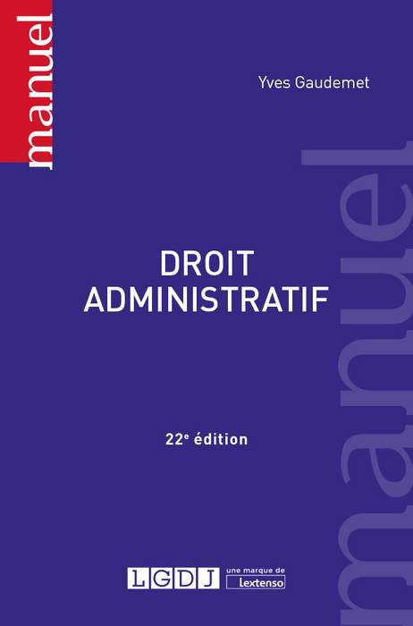 droit-administratif - Y.Gaudemet