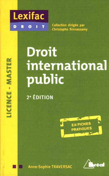 droit-international-public - Traversac